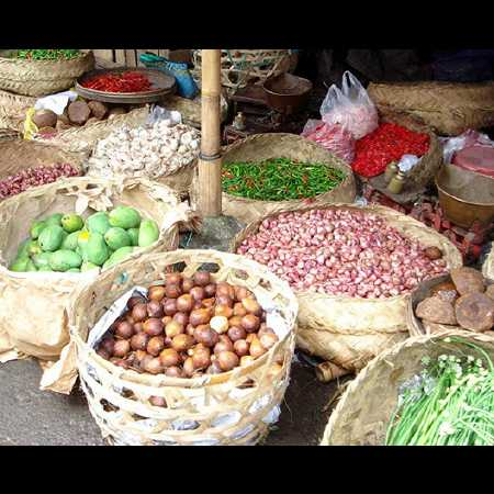 Spice Market - Hire Bali car driver for Private Tour